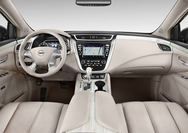 Nissan Murano Price in Qatar - New Nissan Murano Photos ...