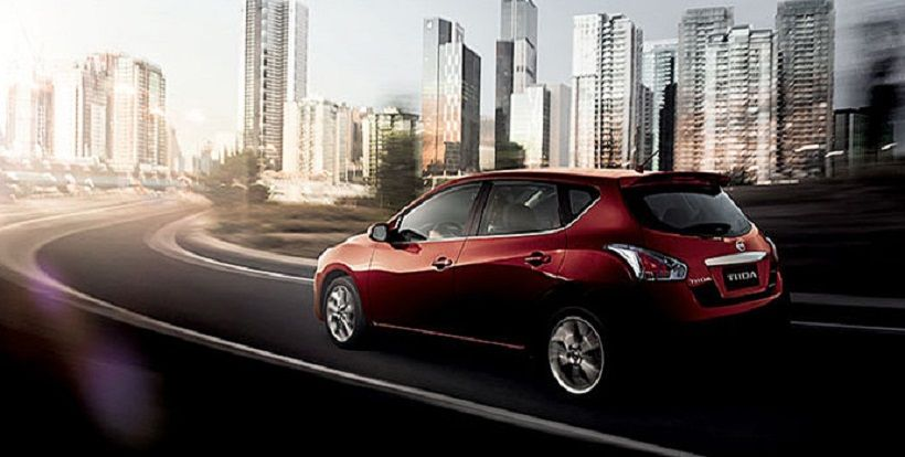 Nissan Tiida 2018, Kuwait