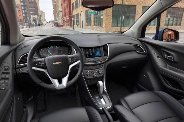 Chevrolet Trax 2018, Qatar