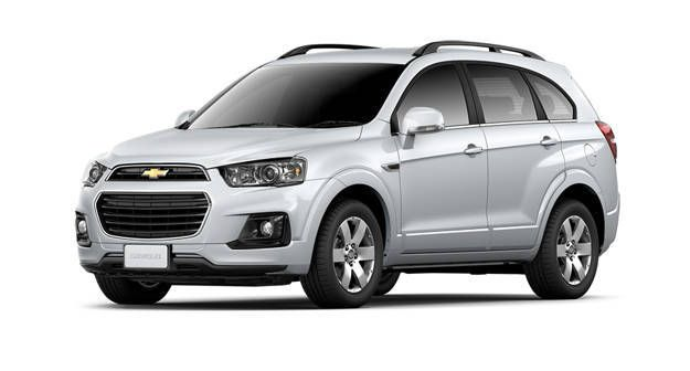 Chevrolet Captiva 2018, Kuwait