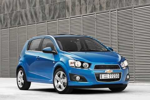 Chevrolet Sonic 2018 1.6 Base Sedan, Qatar, https://ymimg1.b8cdn.com/resized/car_model/3593/pictures/3352968/mobile_listing_main_2014_Chevrolet_Sonic_Front.jpg