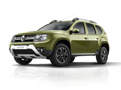 Renault Duster 2018, United Arab Emirates
