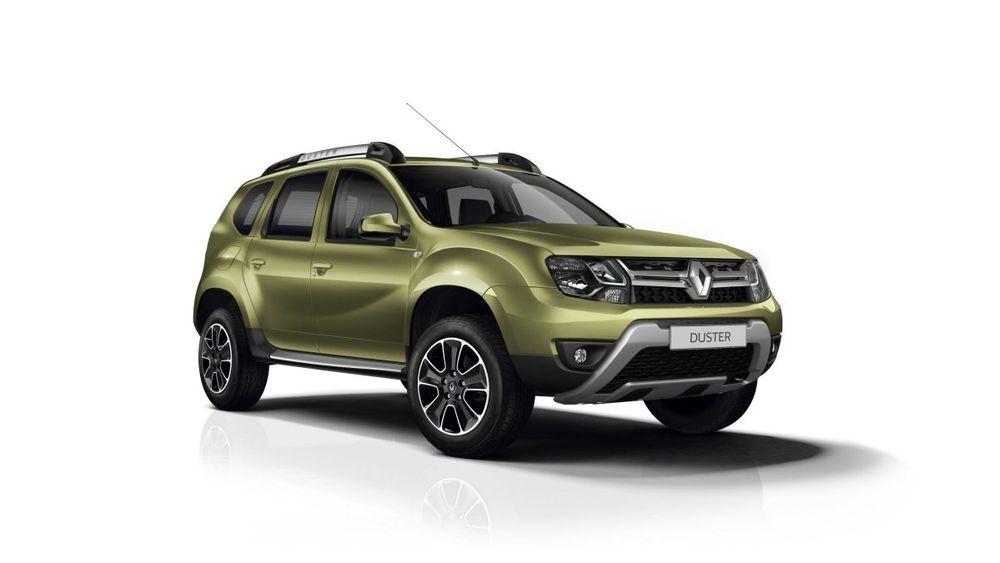 Renault Duster 2018, Egypt