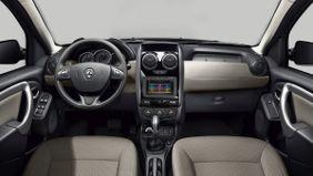 Renault Duster 2018 2.0L SE (4x4), Saudi Arabia