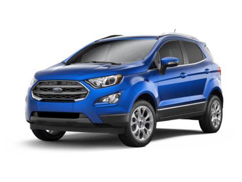 Ford EcoSport 2018, Saudi Arabia