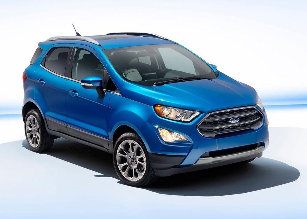 Ford EcoSport 2018, Qatar