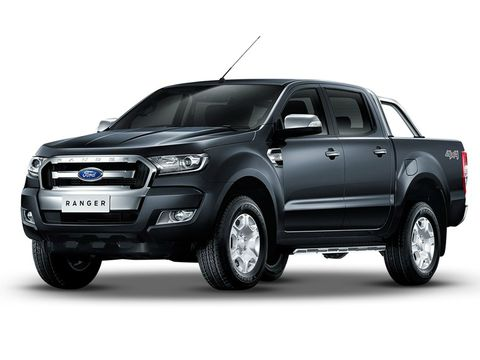 Ford Ranger 2018, Kuwait