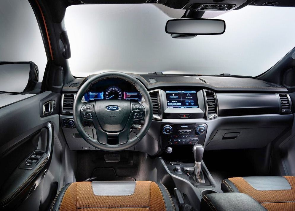 Ford Ranger 2018, Saudi Arabia