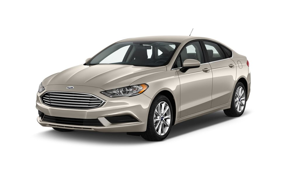 Ford Fusion 2018, Kuwait