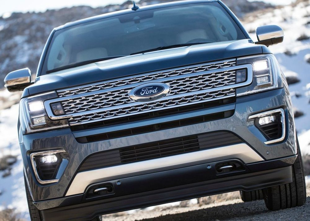 Ford Expedition 2018, United Arab Emirates