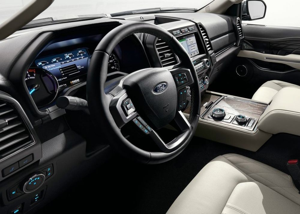 Ford Expedition 2018, Bahrain