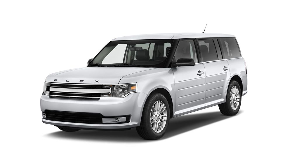 Ford Flex 2018, Oman