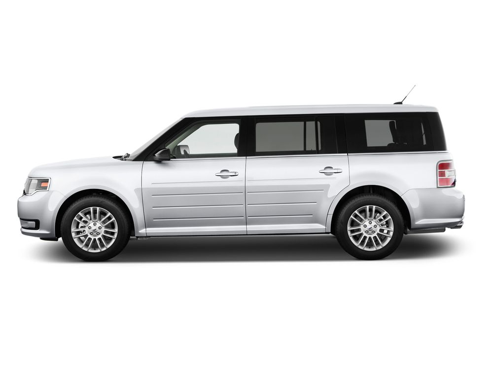 Ford Flex 2018, Qatar