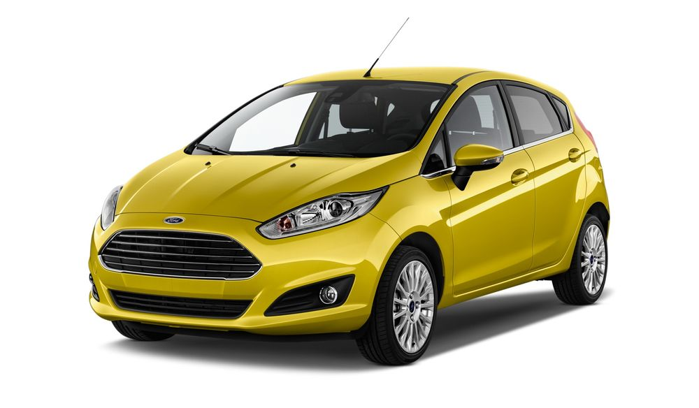 Ford Fiesta 2018, Egypt