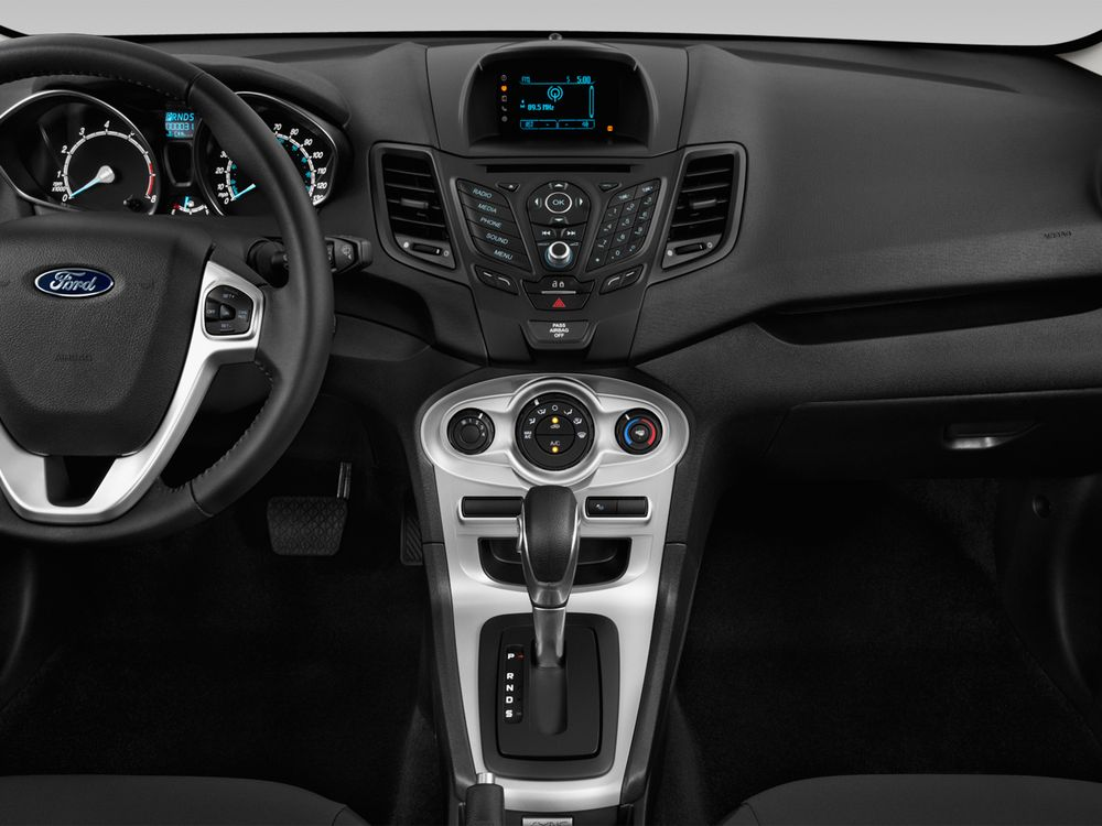 Ford Fiesta 2018, Saudi Arabia