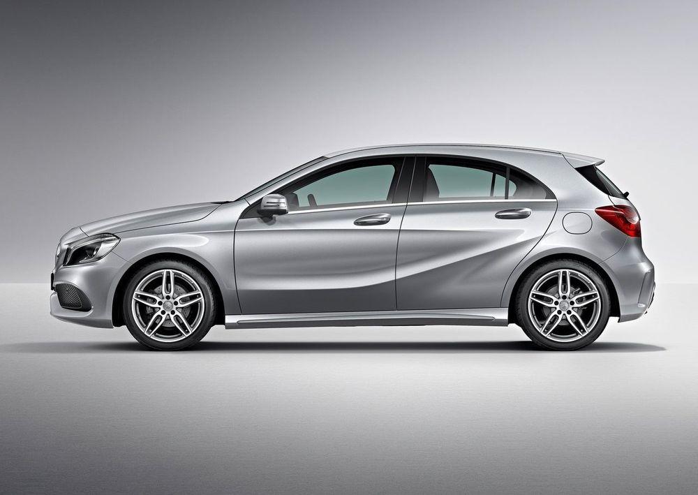 Mercedes-Benz A-Class 2018, Qatar