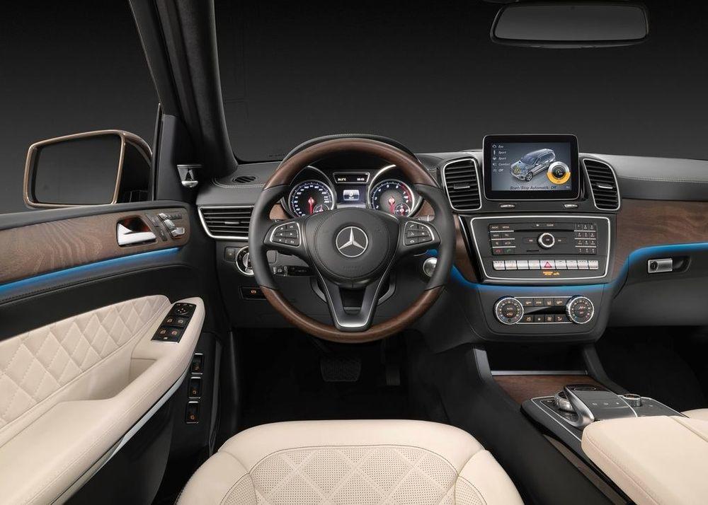 Mercedes-Benz GLS 2018, Qatar
