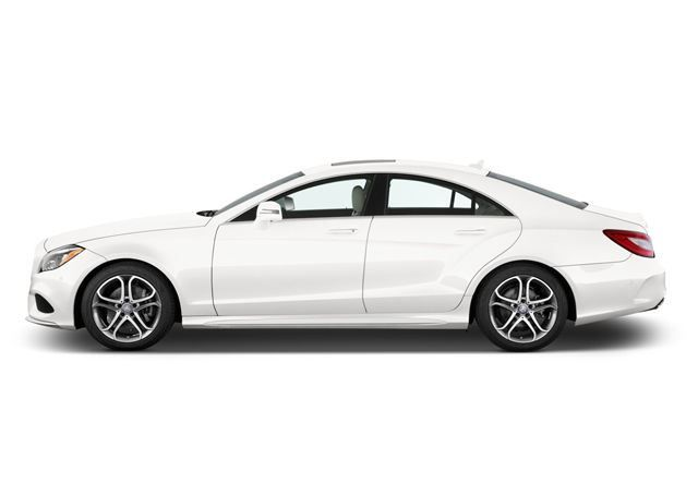 Mercedes-Benz CLS-Class 2018, United Arab Emirates