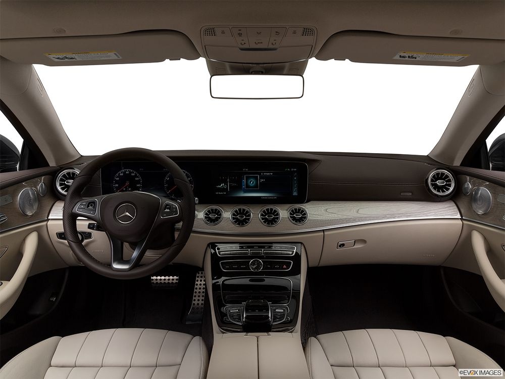 Mercedes-Benz E-Class Coupe 2018, Kuwait