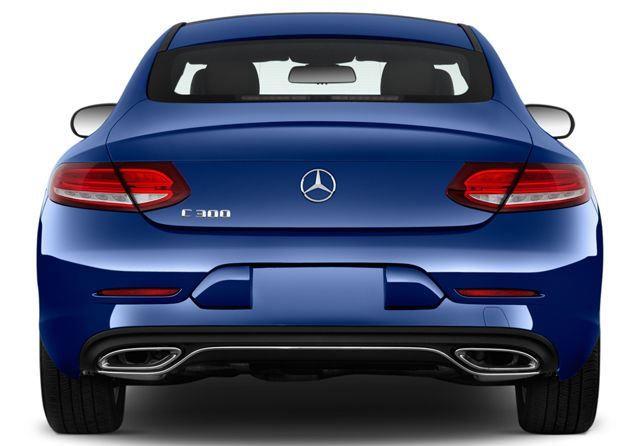 Mercedes-Benz C-Class Coupe 2018, Saudi Arabia