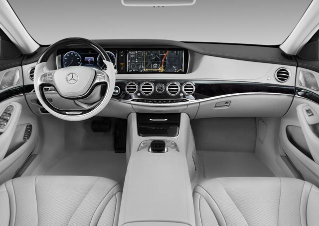 Mercedes-Benz S-Class 2018, United Arab Emirates