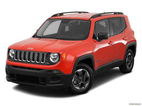Jeep Renegade 2018, Kuwait