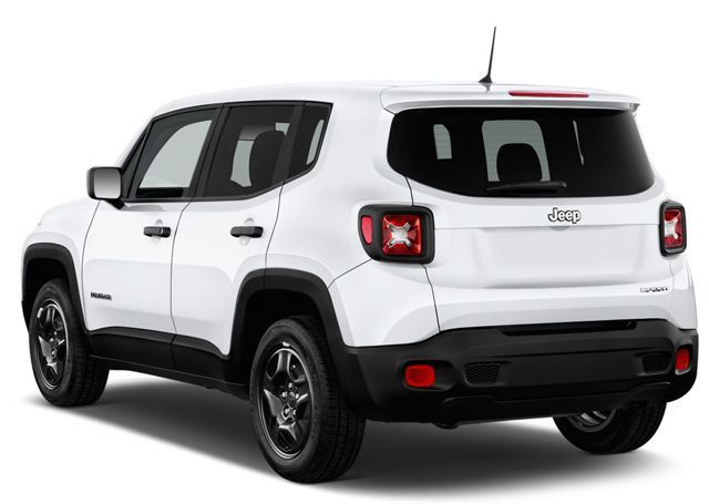 Jeep Renegade 2018, Qatar