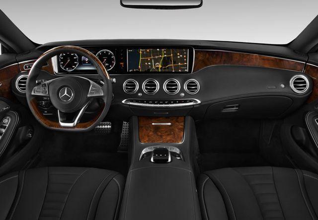 Mercedes-Benz S-Class Coupe 2018, Kuwait