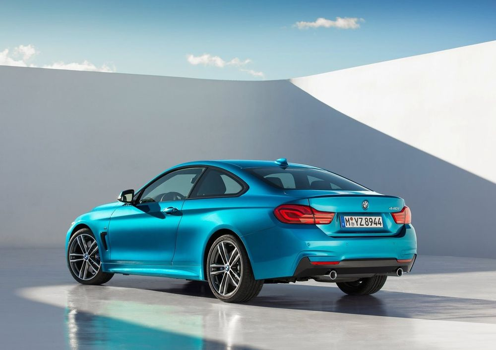 BMW 4 Series Coupe 2018, Oman