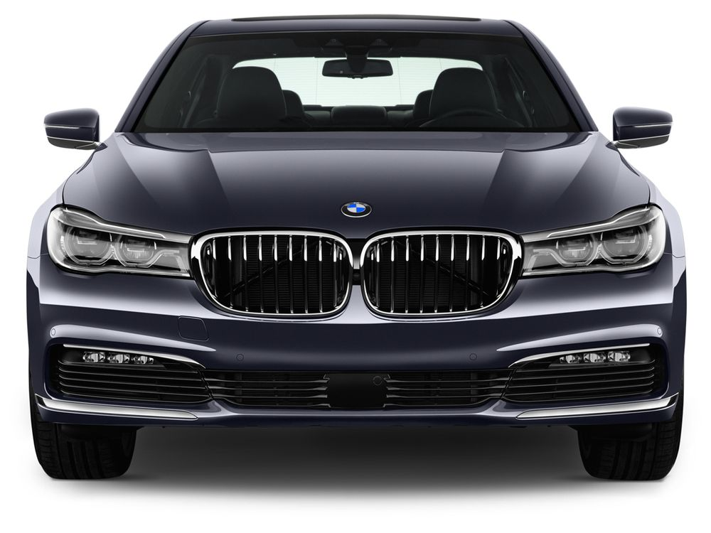 BMW 7 Series 2018, Egypt