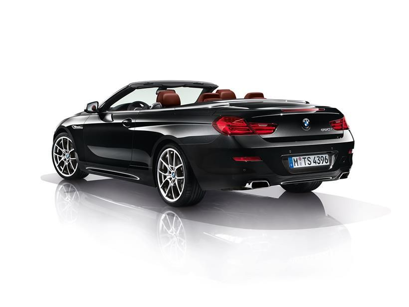 BMW 6 Series Convertible 2018, Bahrain