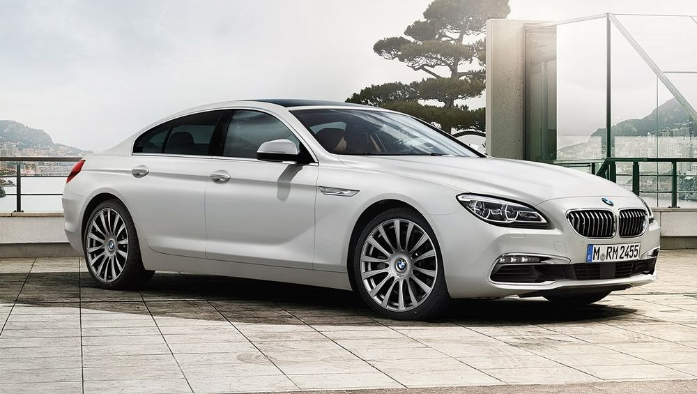 BMW 6 Series Gran Coupe 2018, United Arab Emirates
