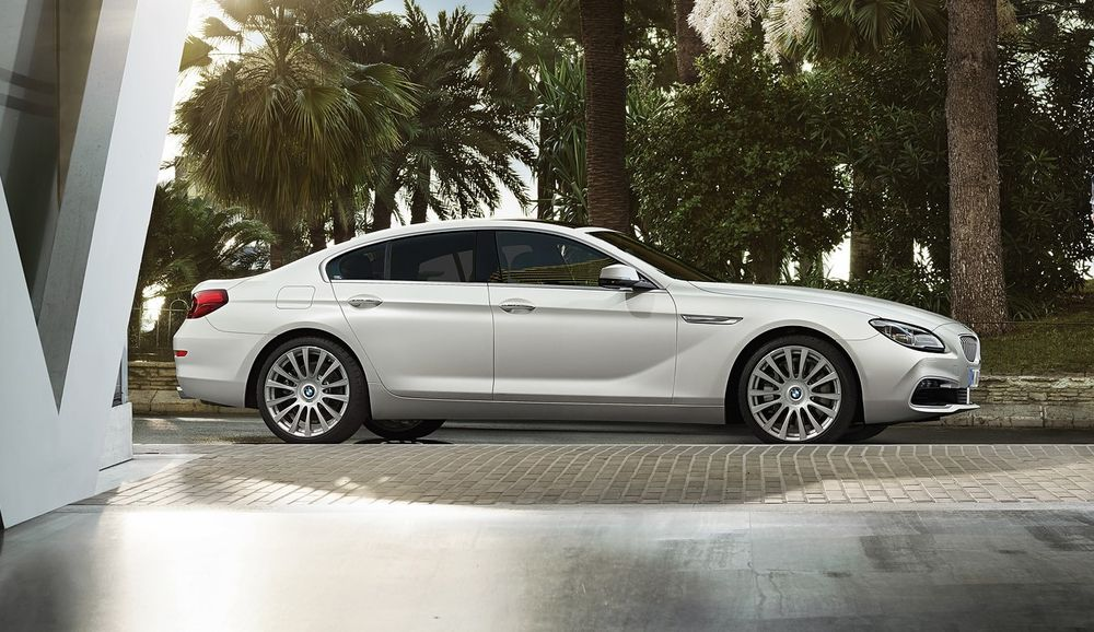 BMW 6 Series Gran Coupe 2018, Egypt