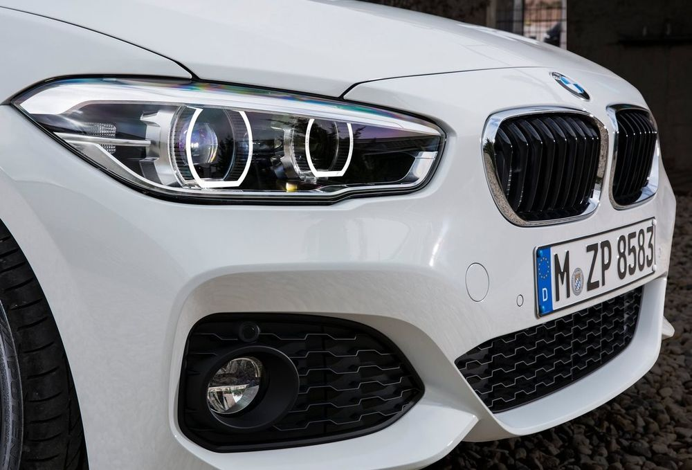 BMW 1 Series 2018, Saudi Arabia