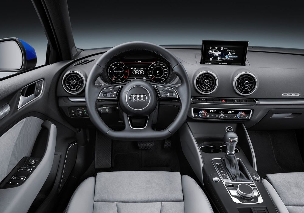 Audi A3 Sedan 2018, Oman