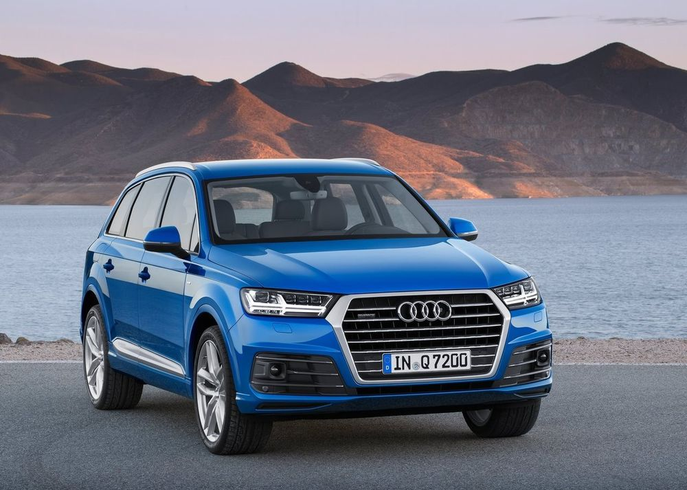 Audi Q7 2018, United Arab Emirates