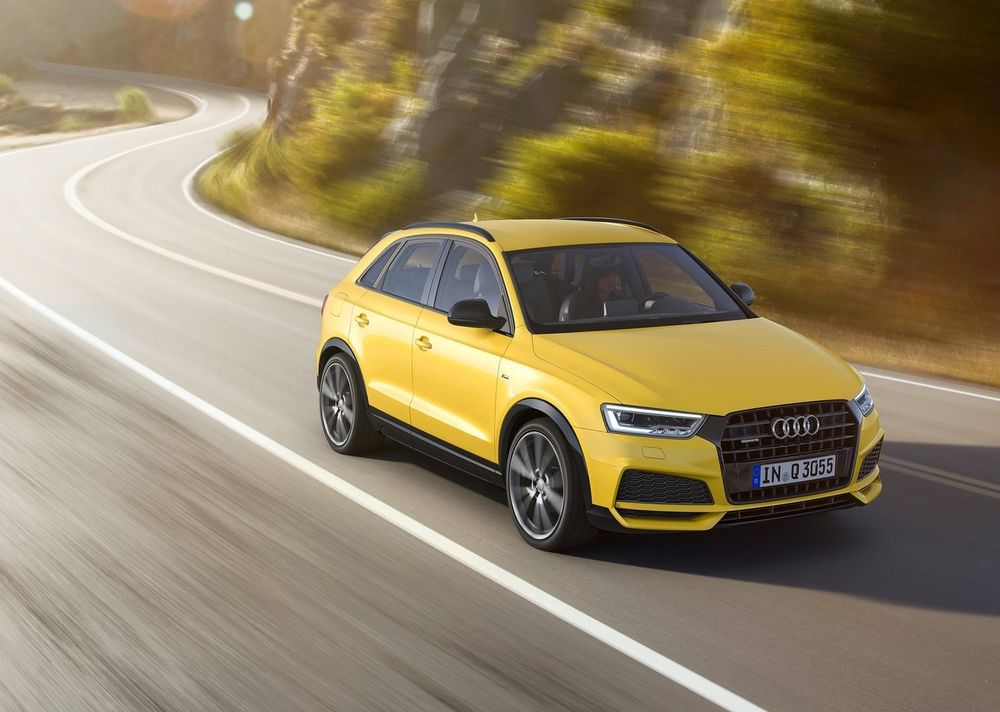 Audi Q3 2018, United Arab Emirates