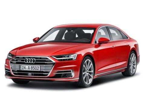 Audi A8 L 2018, Saudi Arabia