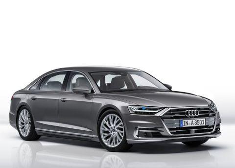 Audi A L TFSI Quattro Full Option HP In Saudi Arabia - 2018 audi a8