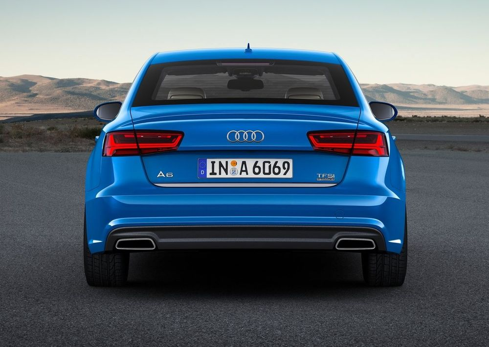 Audi A6 2018, Oman
