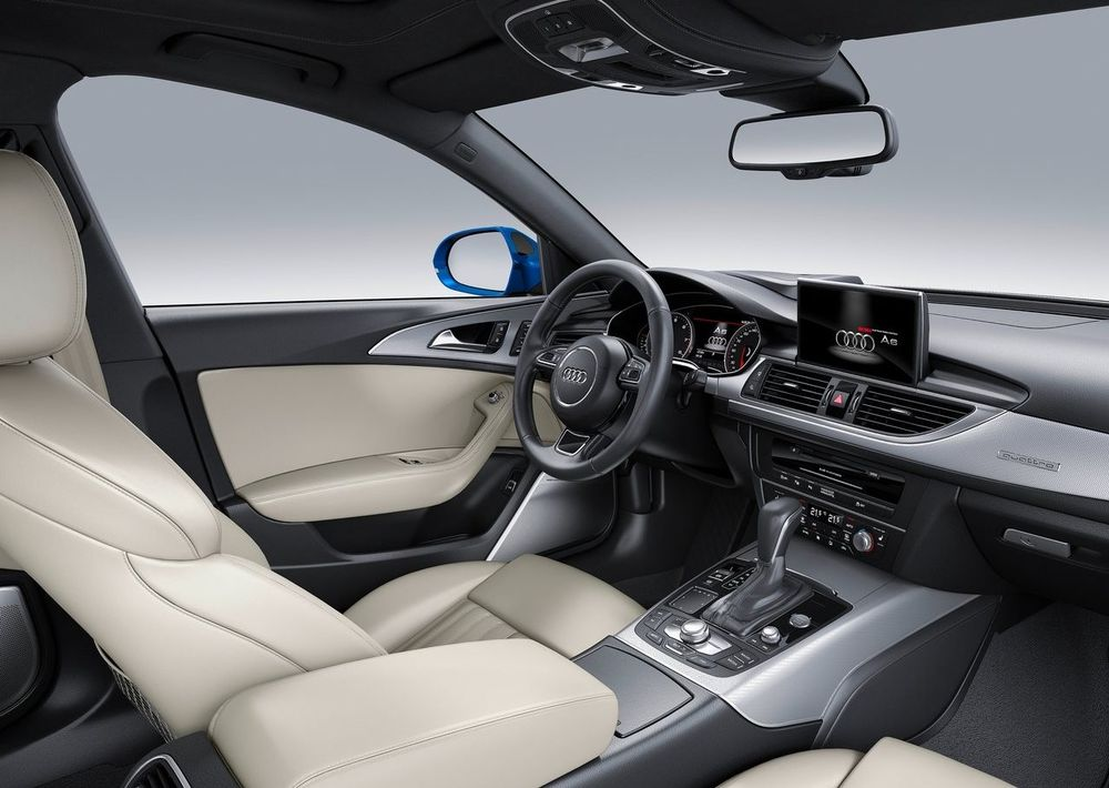 Audi A6 2018, Bahrain