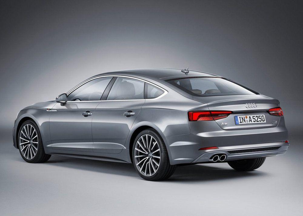 Audi A5 Sportback 2018, Qatar