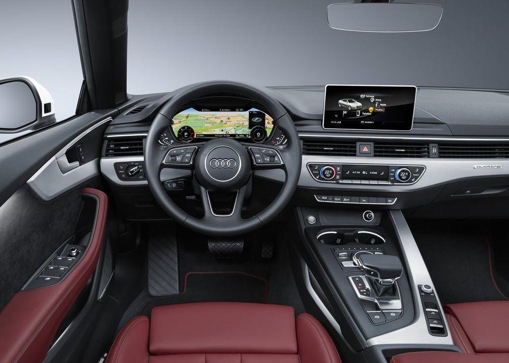 Audi A5 Cabriolet 2018, United Arab Emirates