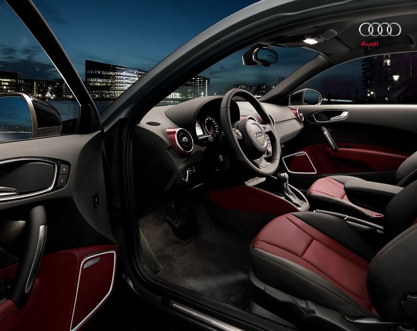 Audi A1 2018, Egypt