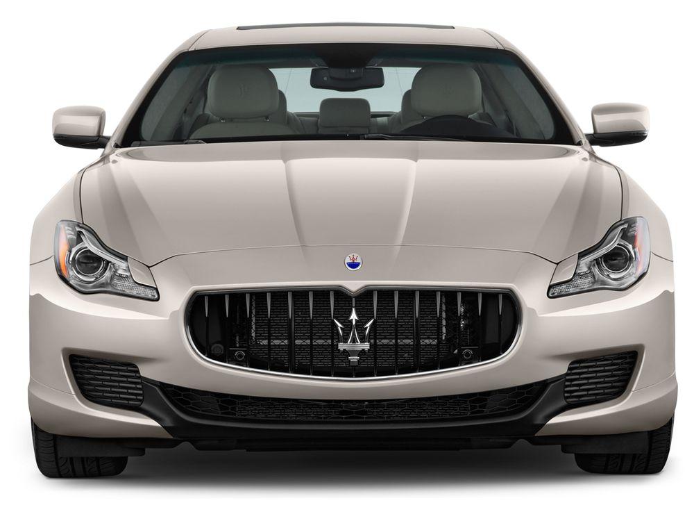 Maserati Quattroporte 2018, United Arab Emirates
