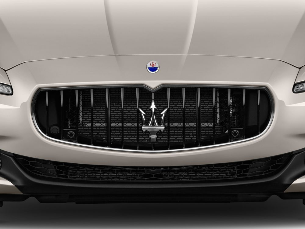 Maserati Quattroporte 2018, Kuwait