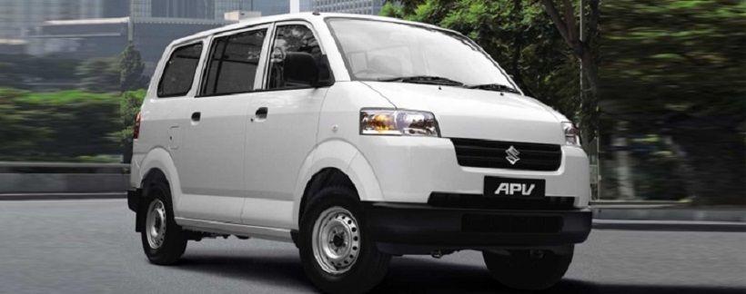 Suzuki APV 2018, Kuwait