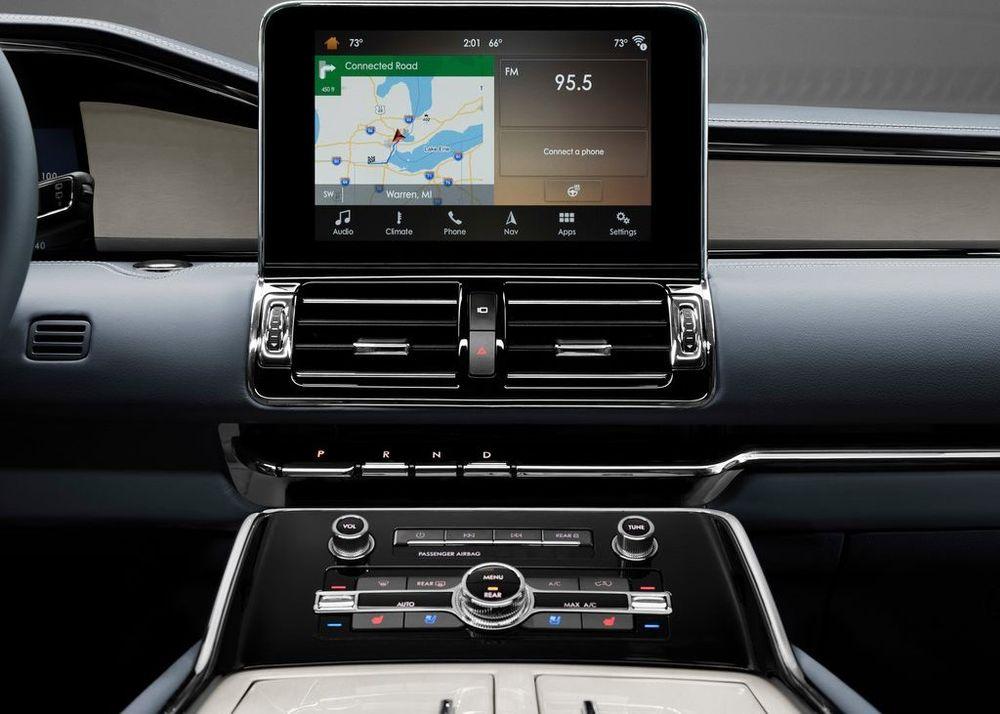 Lincoln Navigator 2018, Saudi Arabia