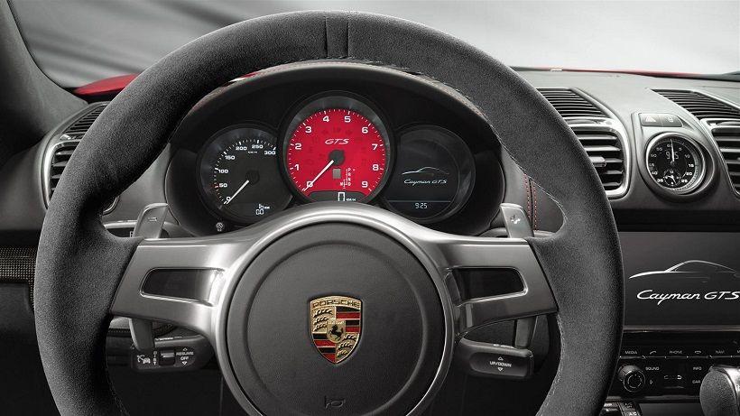Porsche Cayman 2018, Egypt