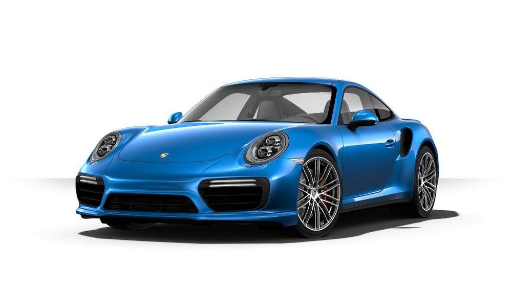 Porsche 911 2018, Egypt